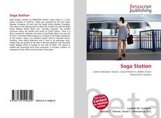 Bookcover of Soga Station