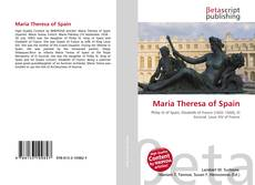 Buchcover von Maria Theresa of Spain