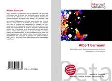 Bookcover of Albert Bormann
