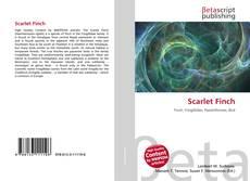 Capa do livro de Scarlet Finch