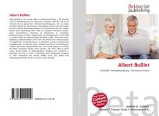 Bookcover of Albert Boßlet