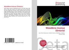 Bookcover of Woodbine Avenue (Ontario)