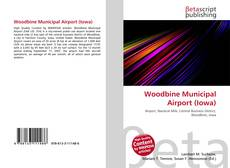 Bookcover of Woodbine Municipal Airport (Iowa)