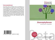 Обложка Dioncophyllaceae