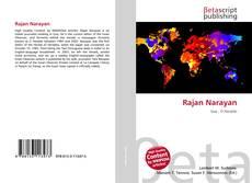Bookcover of Rajan Narayan