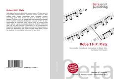 Buchcover von Robert H.P. Platz