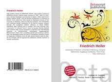 Couverture de Friedrich Heiler