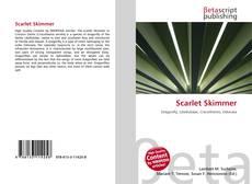 Couverture de Scarlet Skimmer