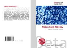 Bookcover of Nagan Raya Regency