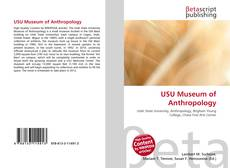Bookcover of USU Museum of Anthropology