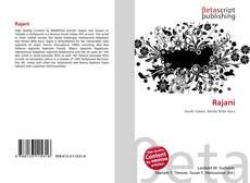 Buchcover von Rajani
