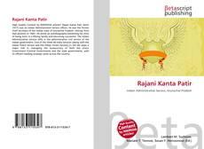 Buchcover von Rajani Kanta Patir