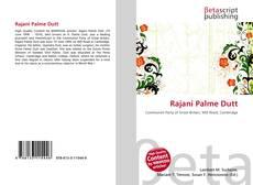 Buchcover von Rajani Palme Dutt