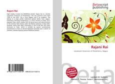 Buchcover von Rajani Rai