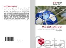 Обложка USV Eschen/Mauren