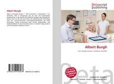 Buchcover von Albert Burgh