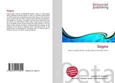 Bookcover of Sogno
