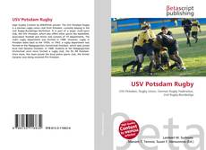 Bookcover of USV Potsdam Rugby