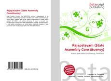 Bookcover of Rajapalayam (State Assembly Constituency)