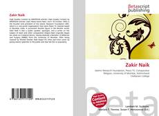 Buchcover von Zakir Naik