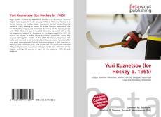 Copertina di Yuri Kuznetsov (Ice Hockey b. 1965)