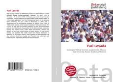 Capa do livro de Yuri Levada