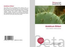 Capa do livro de Aztekium Ritteri