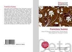 Bookcover of Francisco Suárez