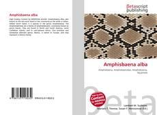 Bookcover of Amphisbaena alba
