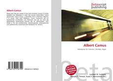 Albert Camus kitap kapağı
