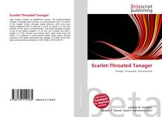 Bookcover of Scarlet-Throated Tanager