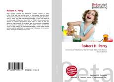 Bookcover of Robert H. Perry