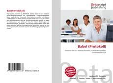 Couverture de Babel (Protokoll)