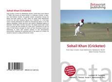 Sohail Khan (Cricketer)的封面