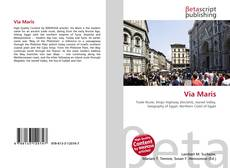 Bookcover of Via Maris