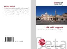 Bookcover of Via Julia Augusta