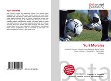 Capa do livro de Yuri Morales