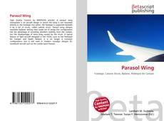 Обложка Parasol Wing