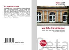Couverture de Via della Conciliazione