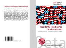 Bookcover of President's Intelligence Advisory Board