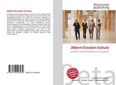 Bookcover of Albert-Einstein-Schule