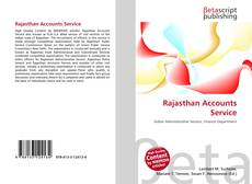 Bookcover of Rajasthan Accounts Service