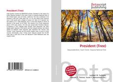 Bookcover of President (Tree)
