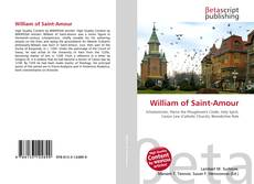 Copertina di William of Saint-Amour