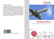 Bookcover of President Airlines