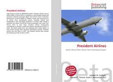 Copertina di President Airlines