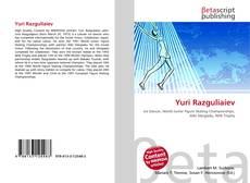 Bookcover of Yuri Razguliaiev