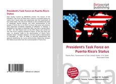 Bookcover of President's Task Force on Puerto Rico's Status