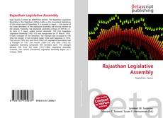 Portada del libro de Rajasthan Legislative Assembly