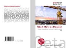Bookcover of Albert-Marie de Monléon